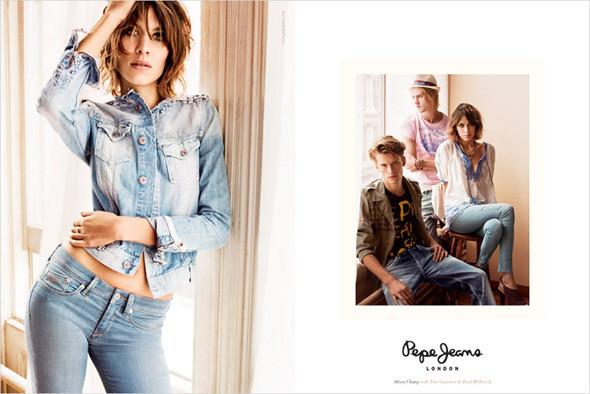 Кое-что новое: H&M, Calzedonia, Rodarte, Zara. Изображение № 59.