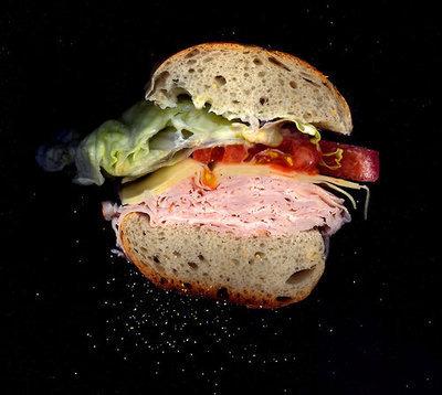 Scanwiches. Аты сканируешь свой сэндвич?. Изображение № 28.