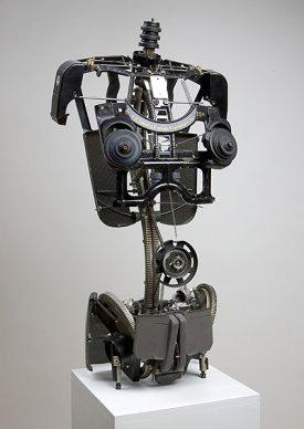Джереми Майер- скульптуры изпишущих машинок. Изображение № 6.
