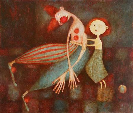 Наивная живопись Светланы Румак. Изображение № 38.