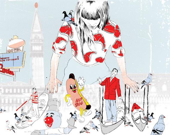 Создать папку: 5 успешных российских иллюстраторов рассказывают о портфолио. Изображение №86.