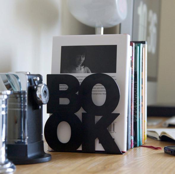 Фигурные упоры для книг от дизайн-ателье Article. Изображение № 7.
