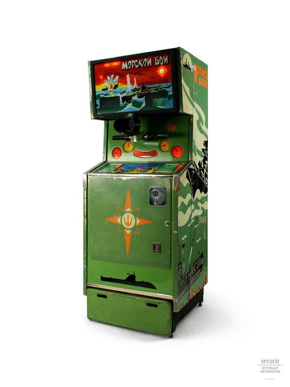 Музей работающих советских игровых автоматов. Изображение № 2.