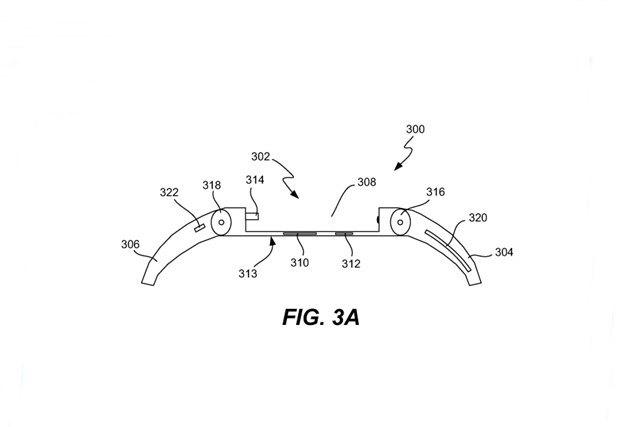 Apple получила патент на смарт-часы iTime . Изображение № 3.