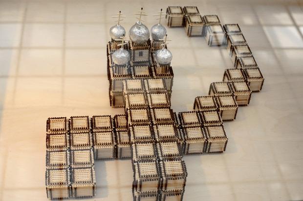 «Музей пролетарской кульутры. Индустриализация богемы». Изображение № 7.