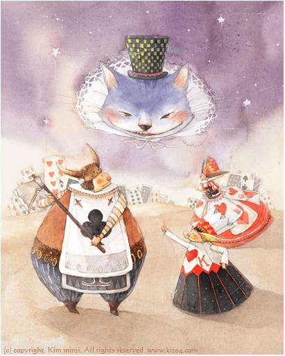 Kimmin ji– акварель видеальном исполнении. Изображение № 15.