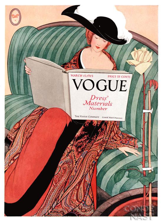 Калейдоскоп обложек Vogue. Изображение № 6.
