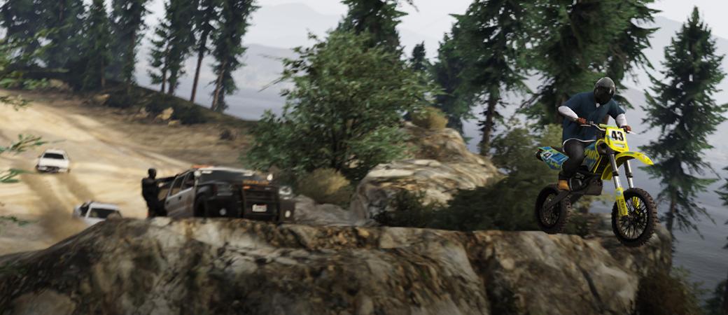Все развлечения  Grand Theft Auto V . Изображение № 8.