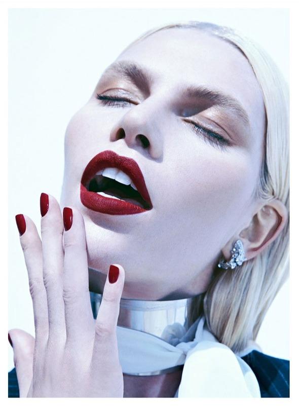 Съемки: Numero, Vogue, W и другие. Изображение № 30.