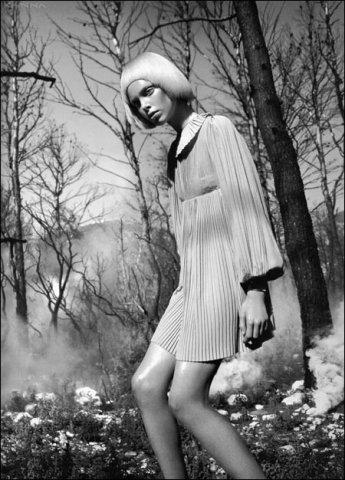 Tanya Dziahileva чистое сияние красоты. Изображение № 46.