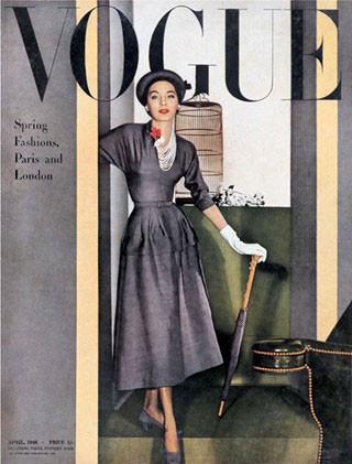 Калейдоскоп обложек Vogue. Изображение № 25.