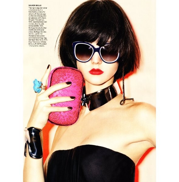 Новые съемки: Vogue, V и другие. Изображение № 1.
