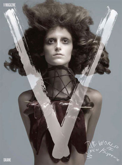 V Magazine #61, September 2009, Special Edition Covers. Изображение № 14.