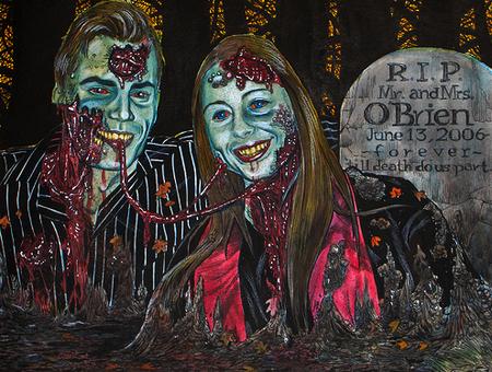 Зомби-портреты. Модно, качественно инедорого. Изображение № 3.
