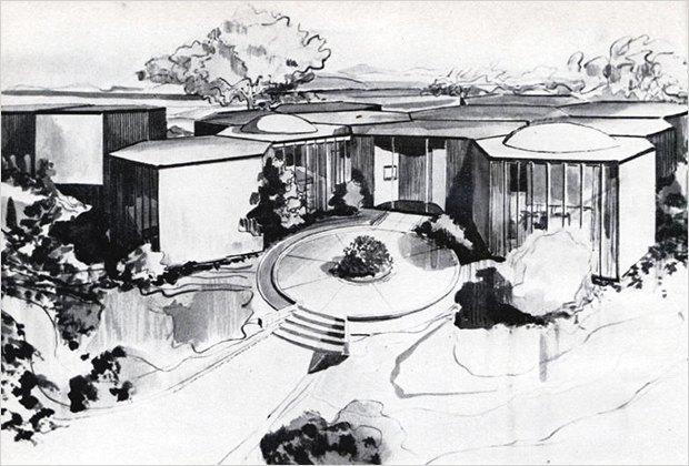 Как представляли быт будущего в 1967-м. Изображение № 2.