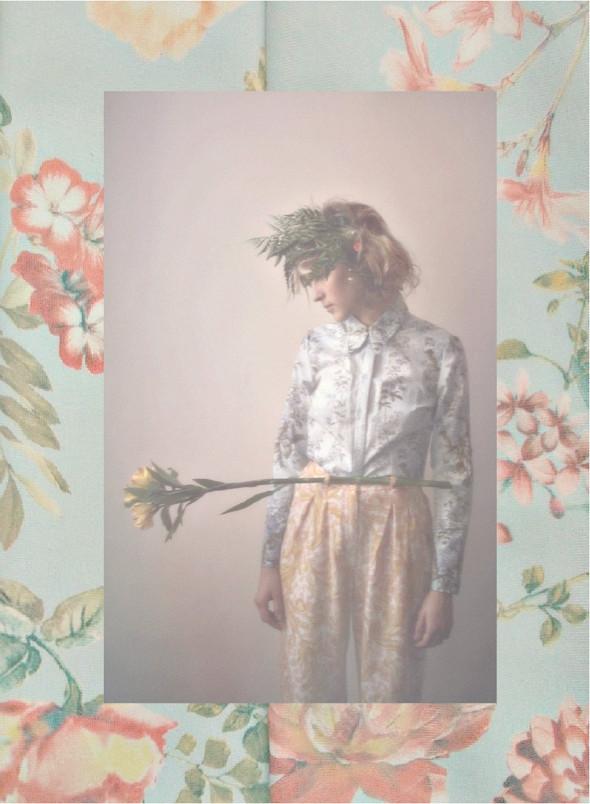 Свежая кровь: Леся Парамонова, дизайнер одежды. Изображение № 15.