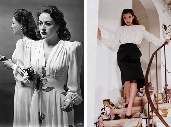 Винтаж и мода: От барахолки до подиума. Изображение № 9.