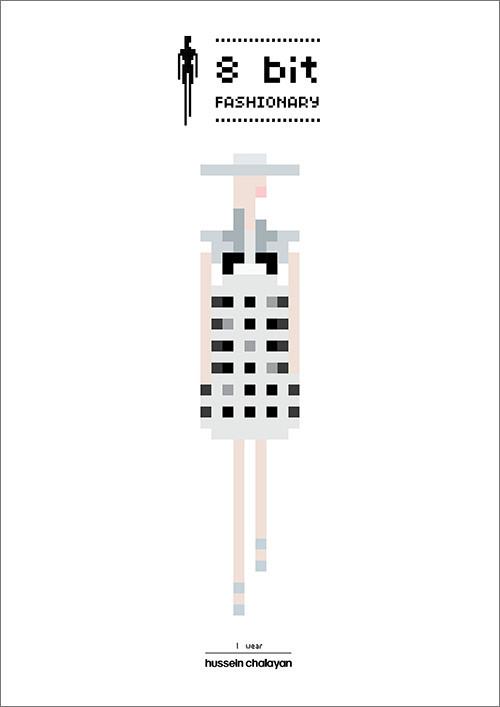 8 bit Fashionary / 8 Модных бит. Изображение № 16.