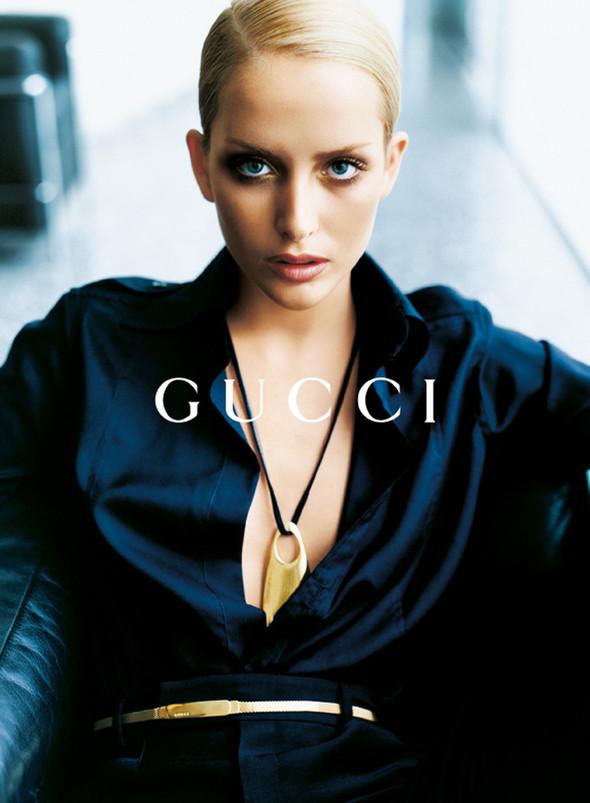 Архивная съёмка: Кампания Gucci FW 1996. Изображение № 4.