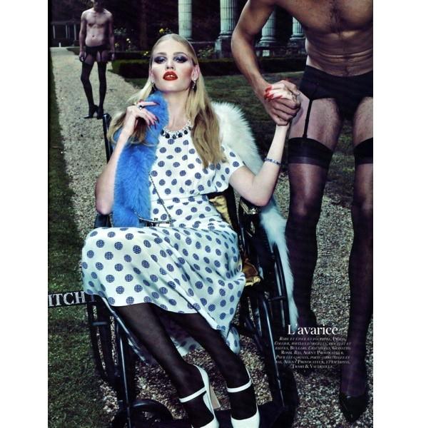 5 новых съемок: Interview, Purple Fashion и The Gentlewoman. Изображение № 28.