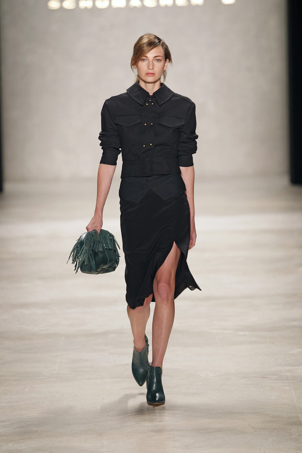 Berlin Fashion Week A/W 2012: Schumacher. Изображение № 40.