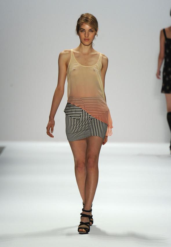 New York Fashion Week Spring 2012: День третий. Изображение № 12.