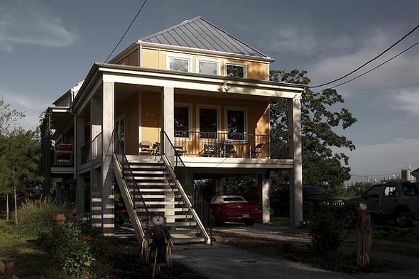 Архитектурный проект Брэда Питта. Изображение № 11.