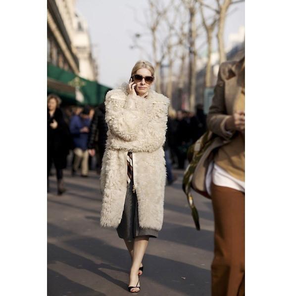 Изображение 118. На полях: 10 тенденций уличного стиля с прошедших недель моды.. Изображение № 118.