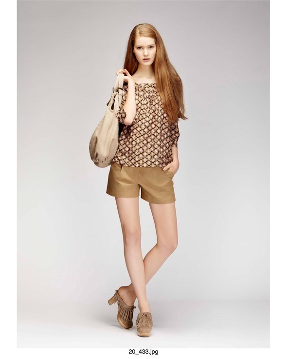Look-book Gerard Darel SS2011. Изображение № 43.