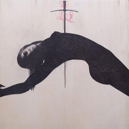 Omar Galliani. Изображение № 1.