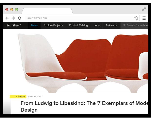5 вкладок: великие стулья и загробная мода. Изображение № 2.
