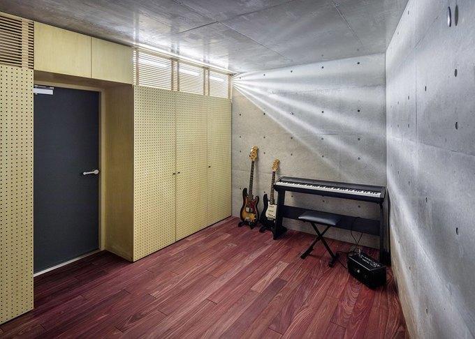 Архитектура дня: дом для химиков из экологичного бетона . Изображение № 16.