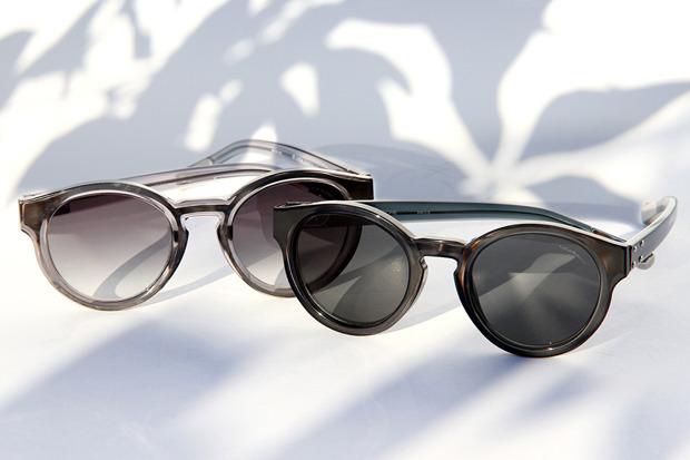 Крис Ван Аш создал очки для Linda Farrow. Изображение № 1.