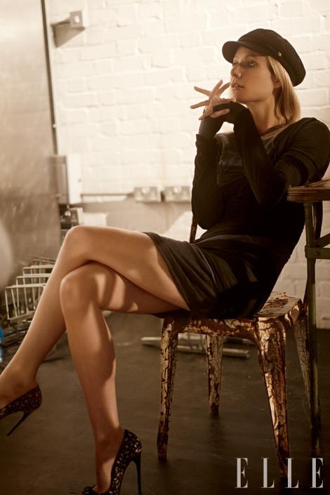Съёмка: Гвинет Пэлтроу для Elle. Изображение № 2.