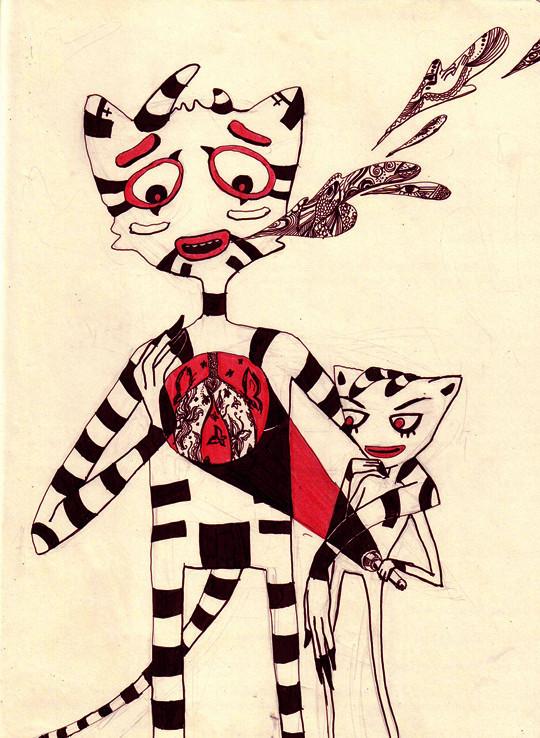 Сентиментально по-кошачьи. Изображение № 7.