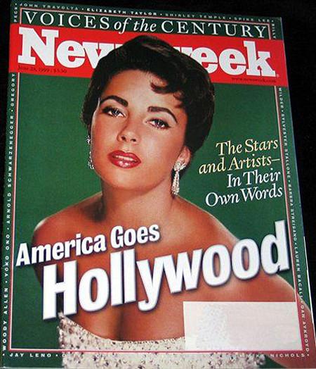 Изображение 14. 18 культовых обложек «Королевы Голливуда».. Изображение № 14.