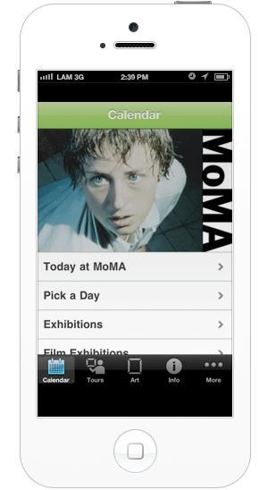 МоМА, Эрмитаж, Музей Гуггенхайма и другие музеи с полезными приложениями. Изображение № 18.