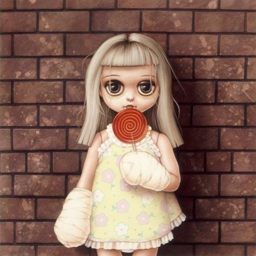 Baby artТрэвора Брауна. Изображение № 35.