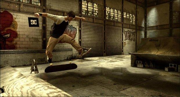 Tony Hawk's Pro Skater HD. Изображение № 1.