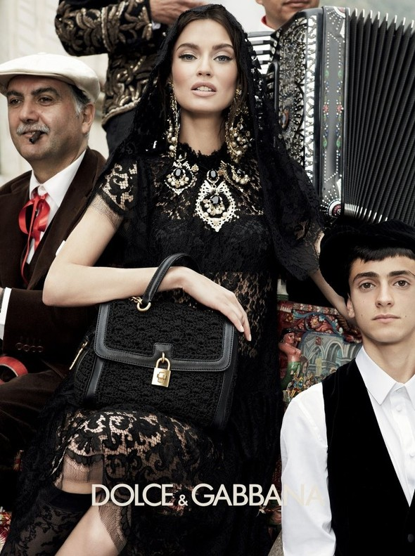 Кампании: Marc Jacobs, Dolce & Gabbana и другие. Изображение № 6.