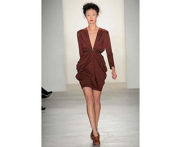 Неделя моды в Нью-Йорке: второй день. Изображение № 32.
