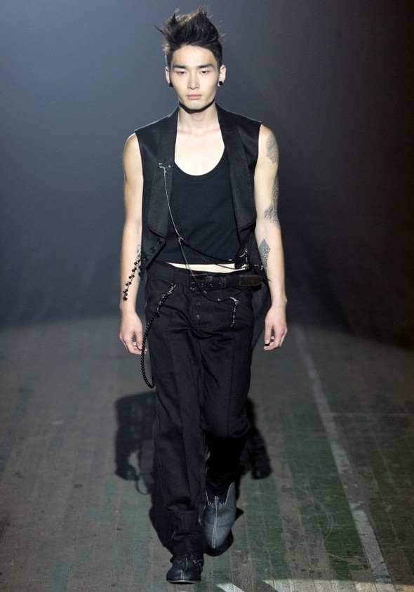 NY Fashion Week \ Spring 2011. Изображение № 28.