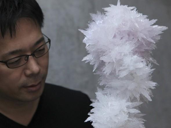 Tokujin Yoshioka удостоен премии за вклад в мир дизайна. Изображение № 1.