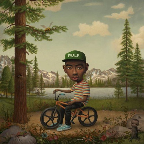 Tyler, the Creator представил новый клип и обложку альбома. Изображение № 1.