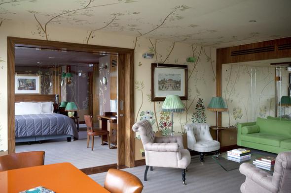 Изображение 29. Design Hotels: Boundary, Лондон.. Изображение № 28.