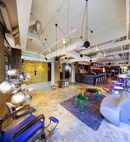 Изображение 9. Отель Wanderlust в Сингапуре.. Изображение № 8.