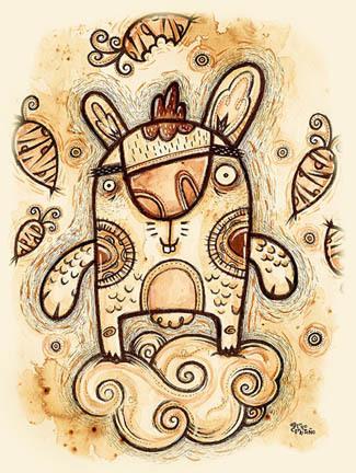 Иллюстратор Alberto Cerriteo. Изображение № 12.