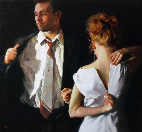4 ответа от художника Евгения Монахова. Изображение № 3.