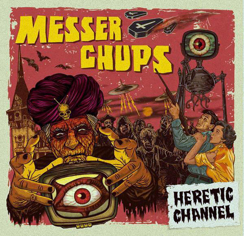 "Ревью – Messer Chups – 2009 ""Heretic Channel"". Изображение № 1."
