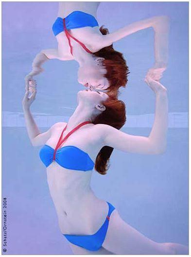 Howard Schatz: поту сторону воды. Изображение № 3.